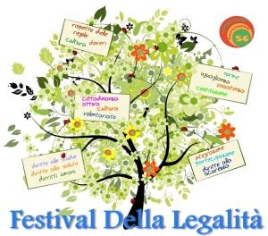 Logo Festival Della Legalità